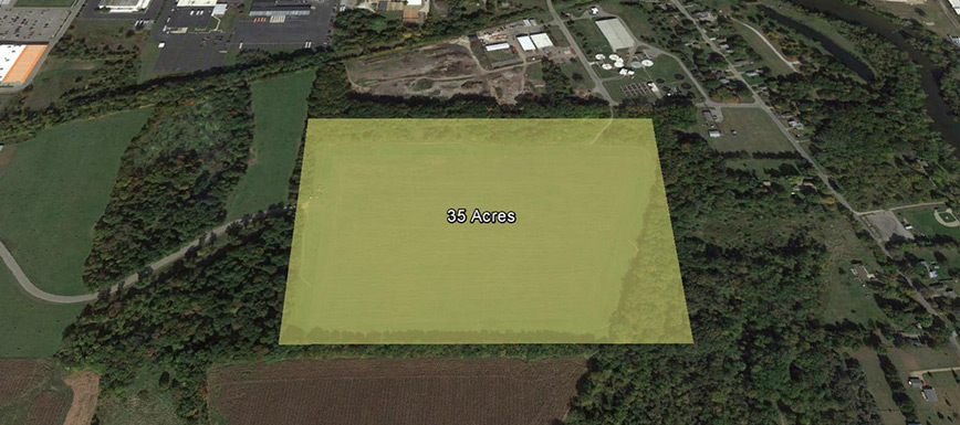 35 Acres, 1100-C William R Monroe Boulevard