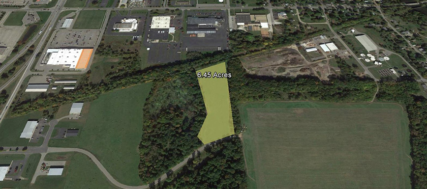 6.45 Acres,1100-B William R Monroe Boulevard