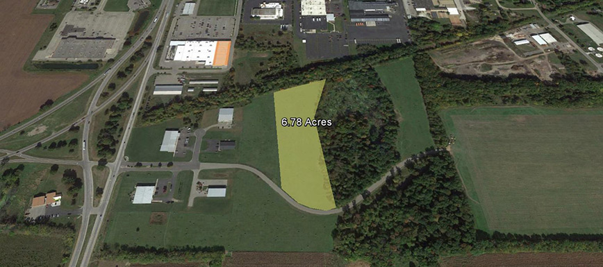 6.78 Acres, 1100-A William R Monroe Boulevard